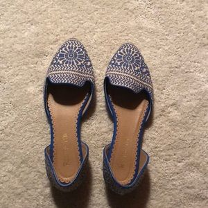 Shoes - Patterned Flats